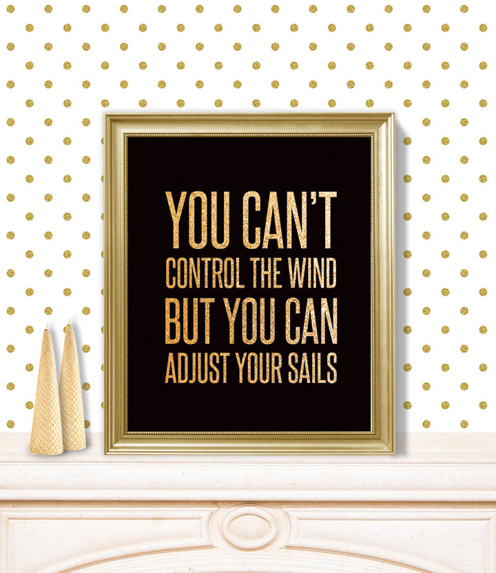 Motivational Monday – Hinky Weather? ADJUST is a MUST!