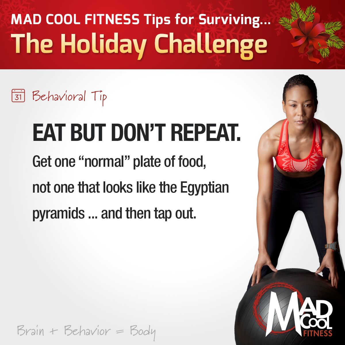 Motivational Monday – The Holidays are Here! Are You Ready?